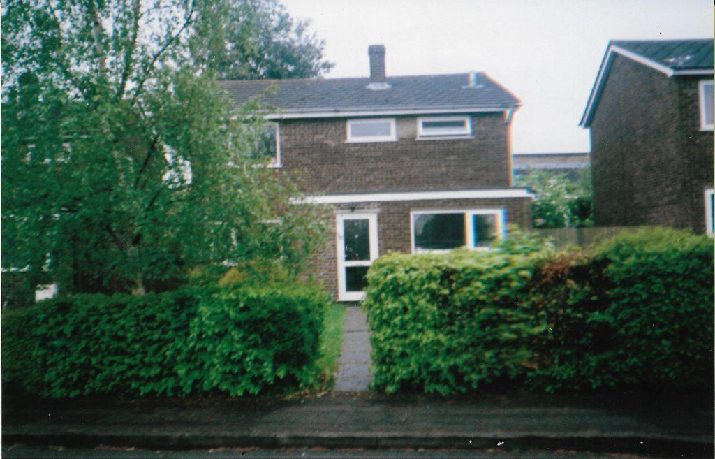 1. Childhood Home