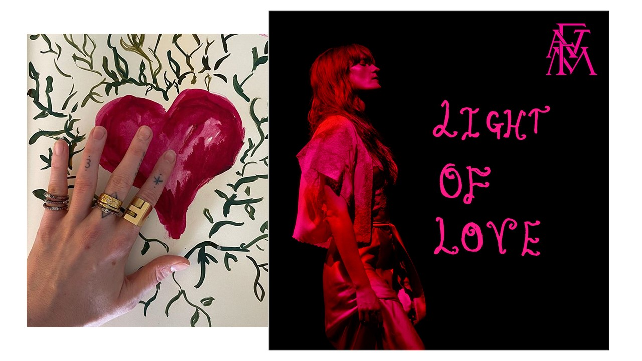Florence and the machine light of love