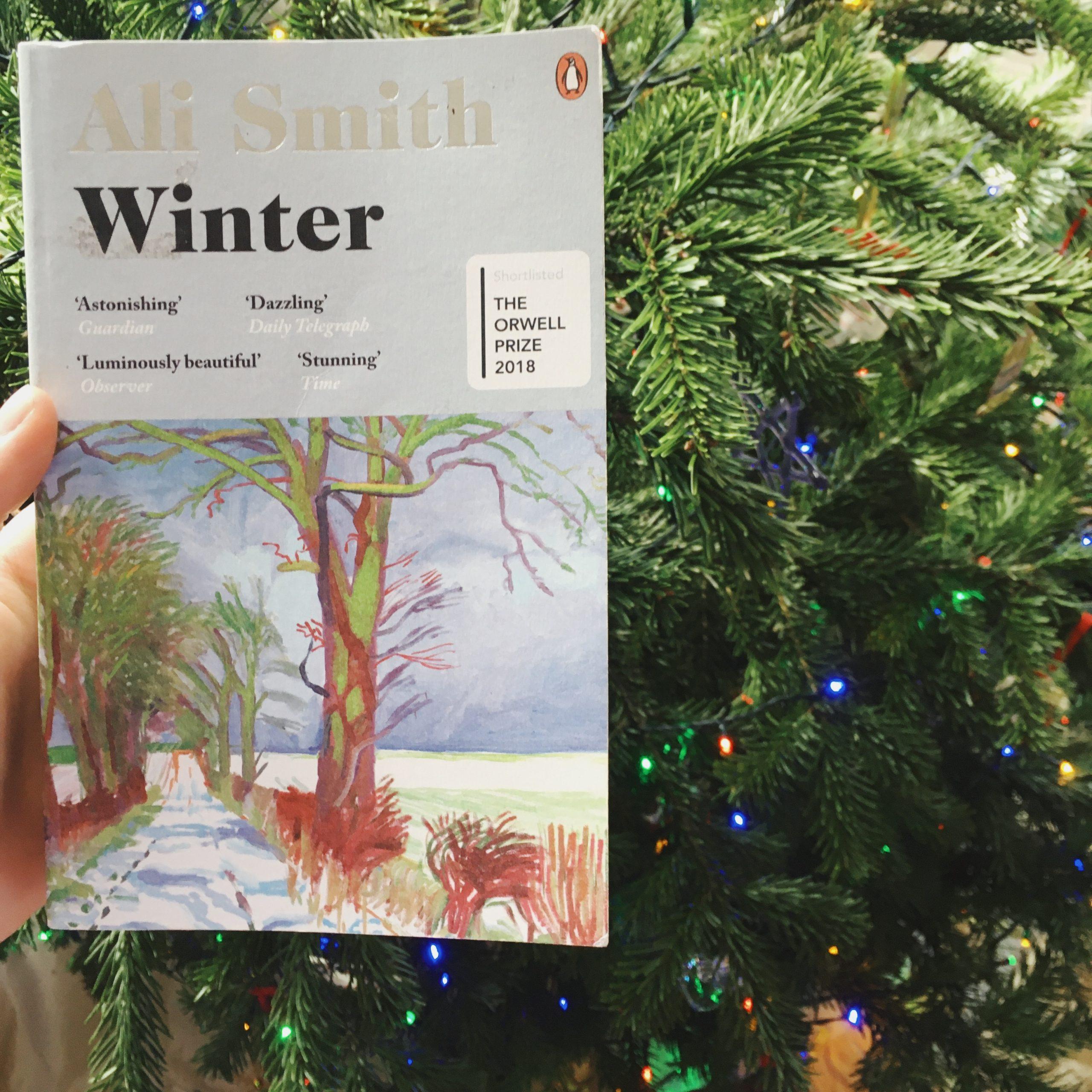 ali smith winter